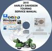 Thumbnail Harley Davidson 2015 Touring All Models Service Repair Manua