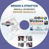 Thumbnail BRIGGS & STRATTON SMALL ENGINE SERVICE REPAIR MANUALS