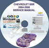 Thumbnail CHEVROLET SSR 2004 - 2006 SERVICE REPAIR MANUAL CD 04 05 06