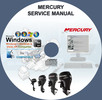 Thumbnail Mercury Four-stroke 75 90 115 225 Mariner Service Manual