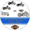 Thumbnail Harley Davidson Sportster XL/XLH All Models 1986-2003 Manual
