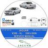 Thumbnail Jaguar X350 - XJ Service Repair Manual 2003-2009