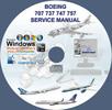 Thumbnail Boeing 707 737 747 757 Service Repair Technical Manual